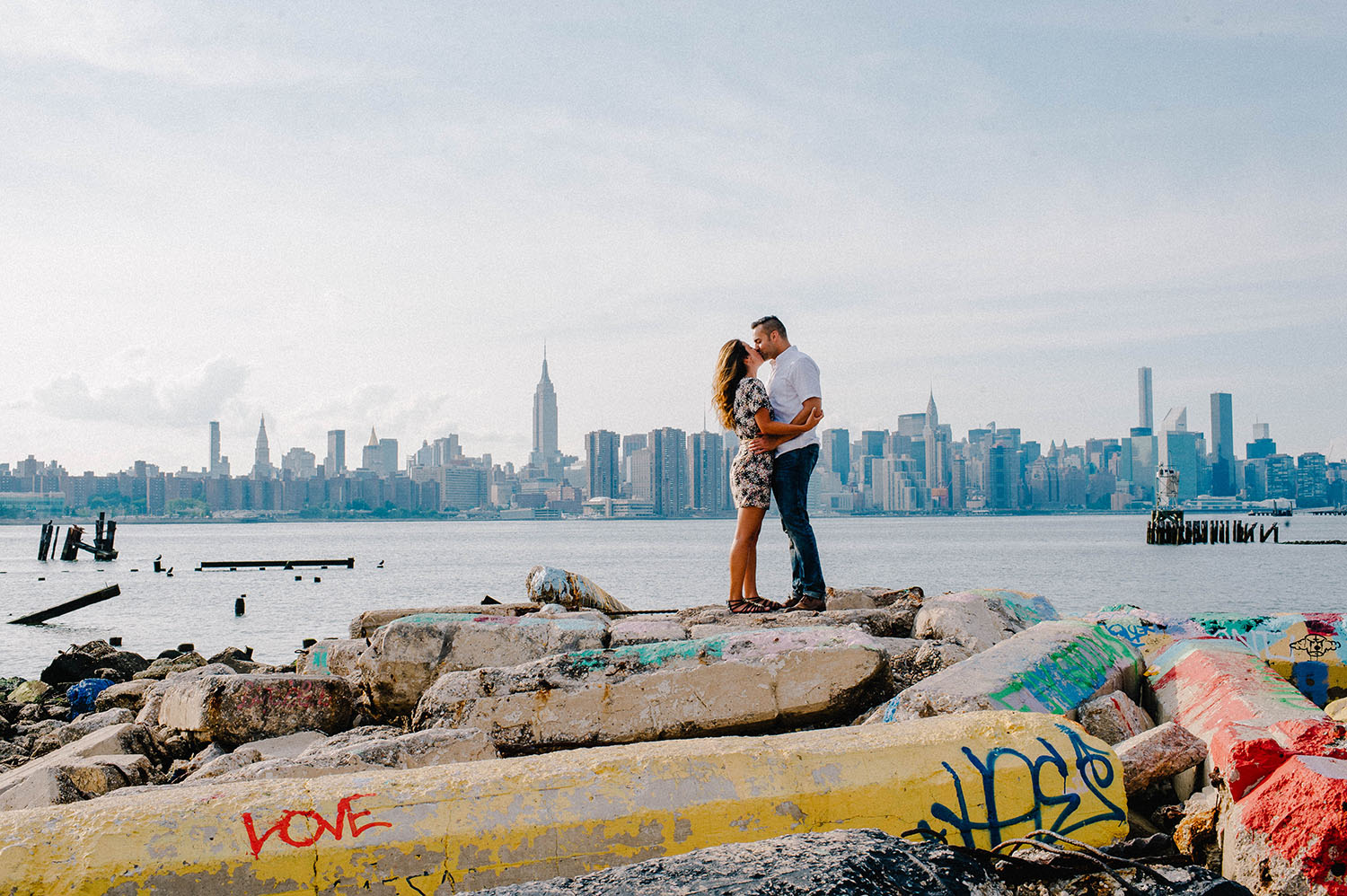 Favorite NYC Engagement Session Locations