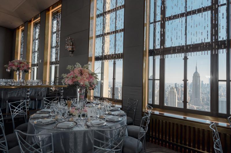 Why You Should Consider a Rainbow Room Wedding