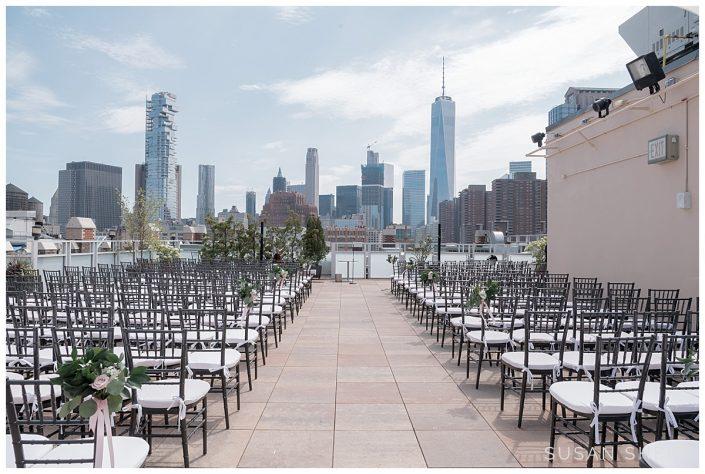 Wedding Venues NYC Tribeca Rooftop