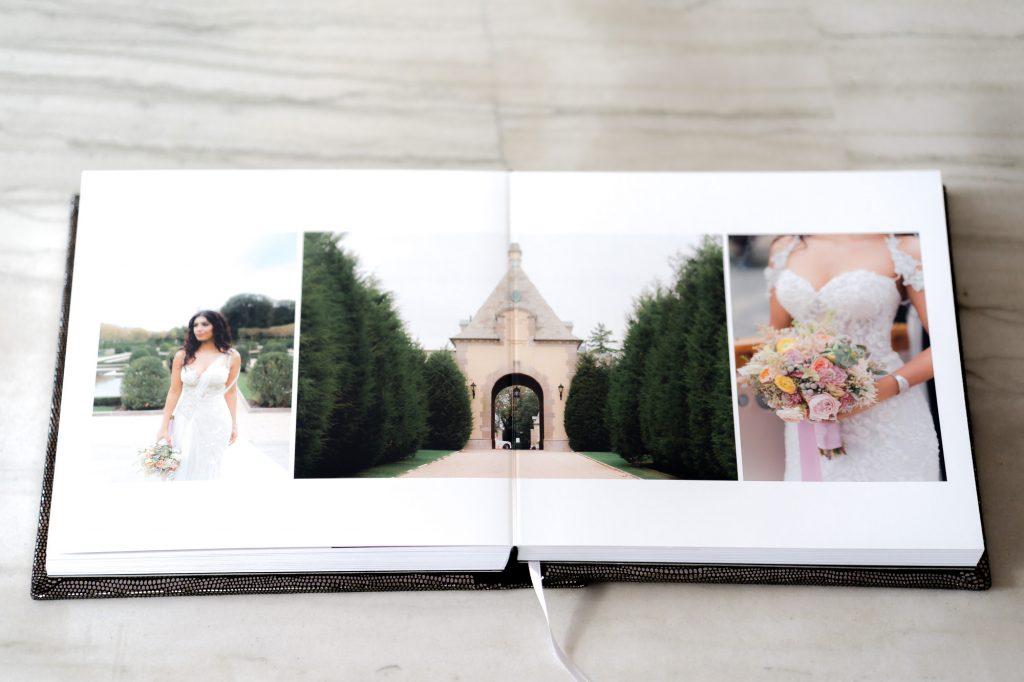 wedding albums nyc wedding photographer