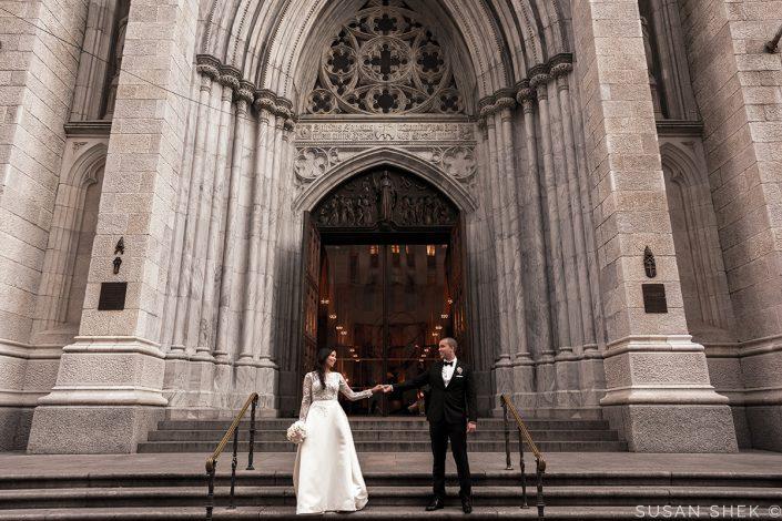 wedding venues nyc st patricks cathedral