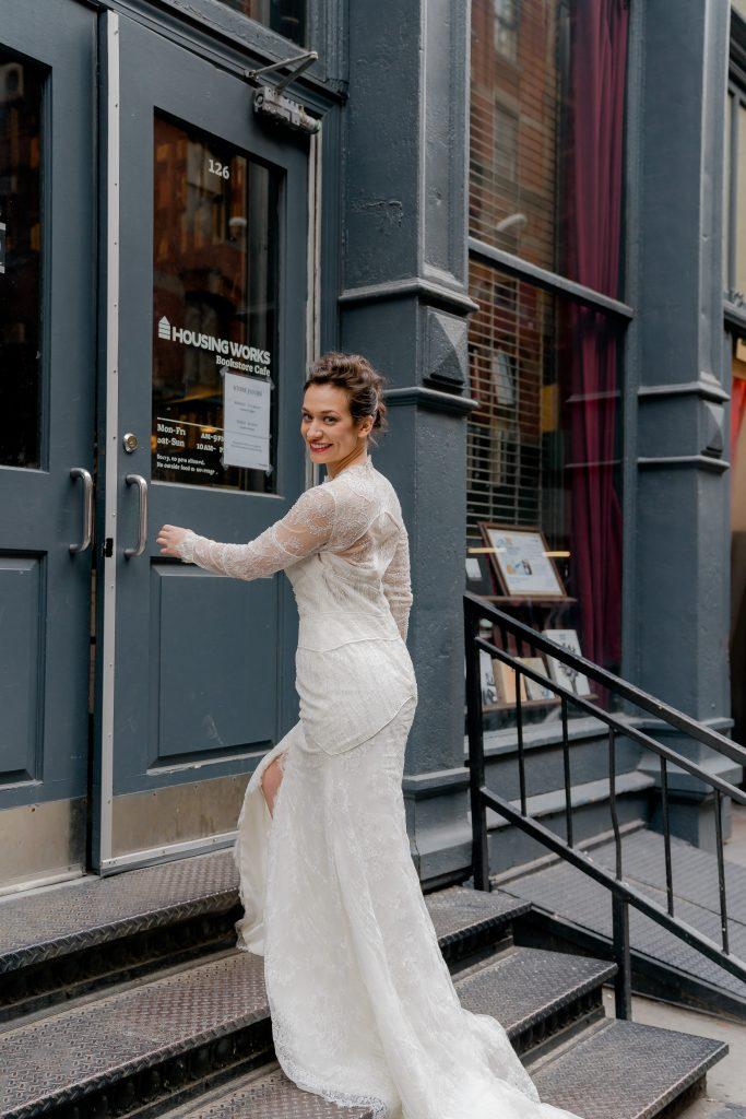 housing works nyc wedding photographer
