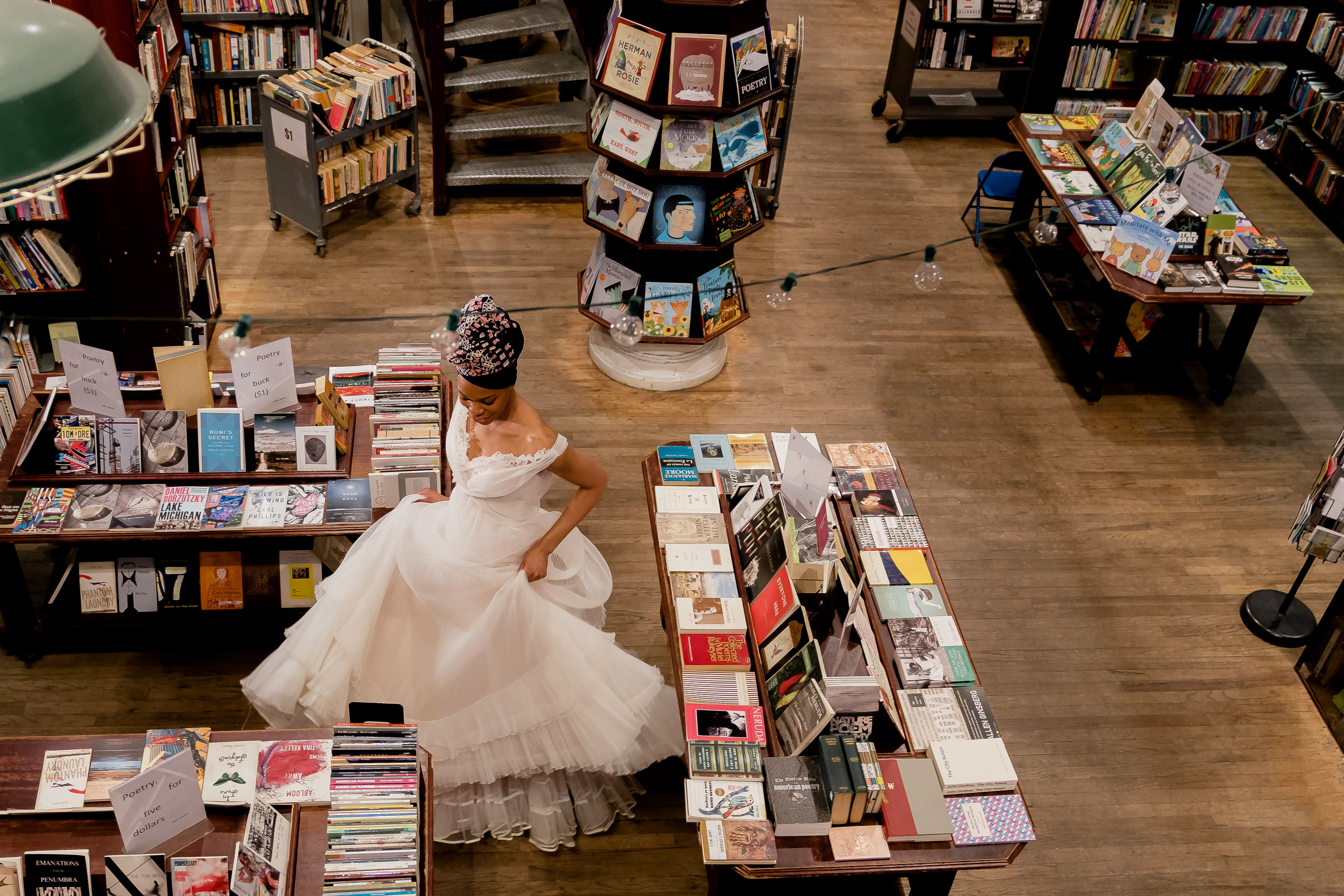 Housing Works' Bride on a Buck Shopping Event