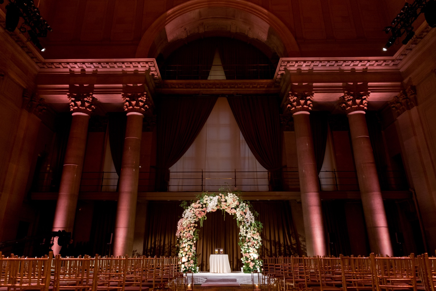 Cipriani Wedding in New York City