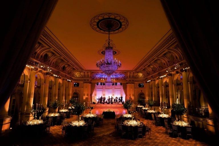 Plaza Hotel Wedding in New York City