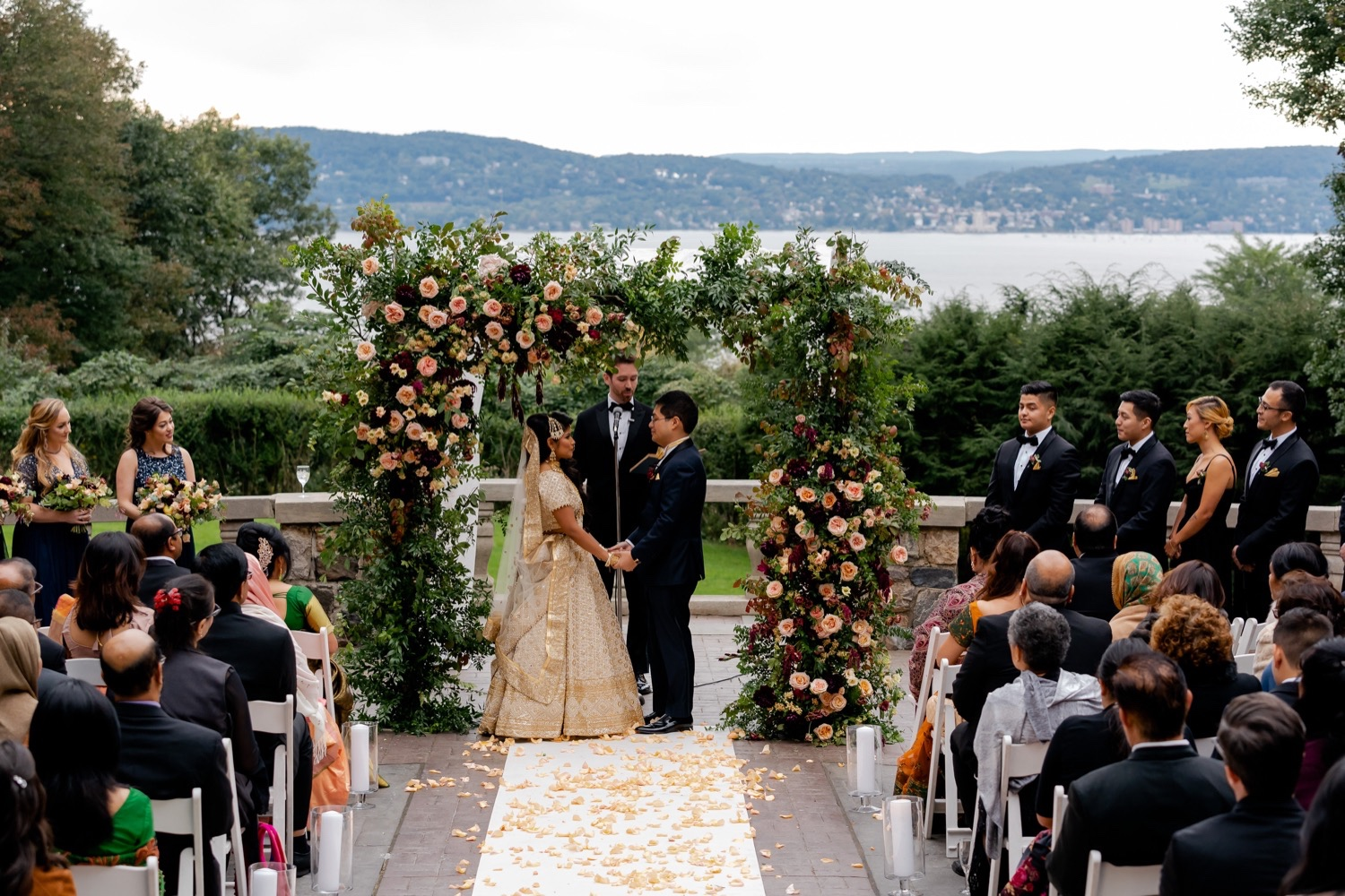 Tappan Hill Mansion Wedding