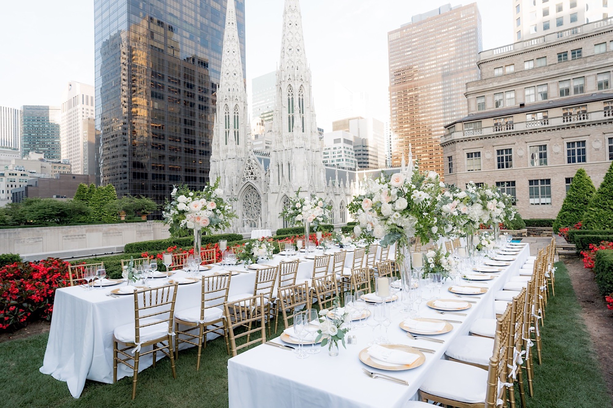 Rainbow Room Weddings in New York City