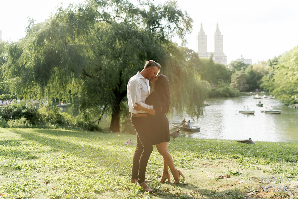 101 Engagement Photo Ideas in New York City