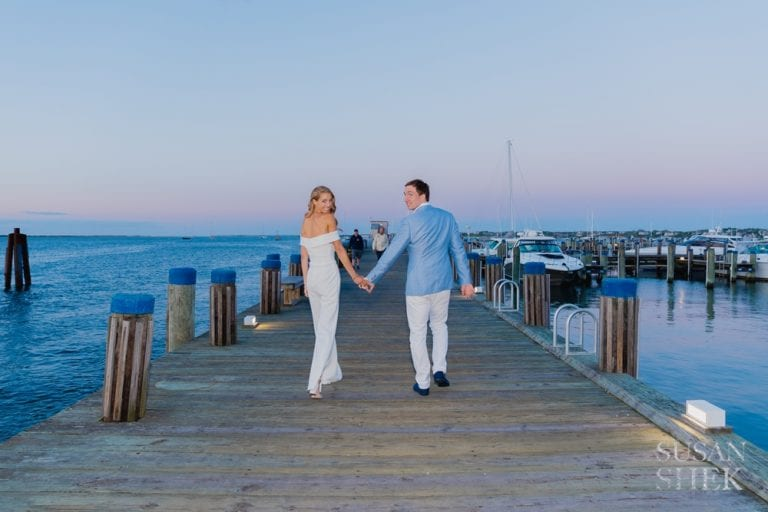 Nantucket Wedding in Galley Beach