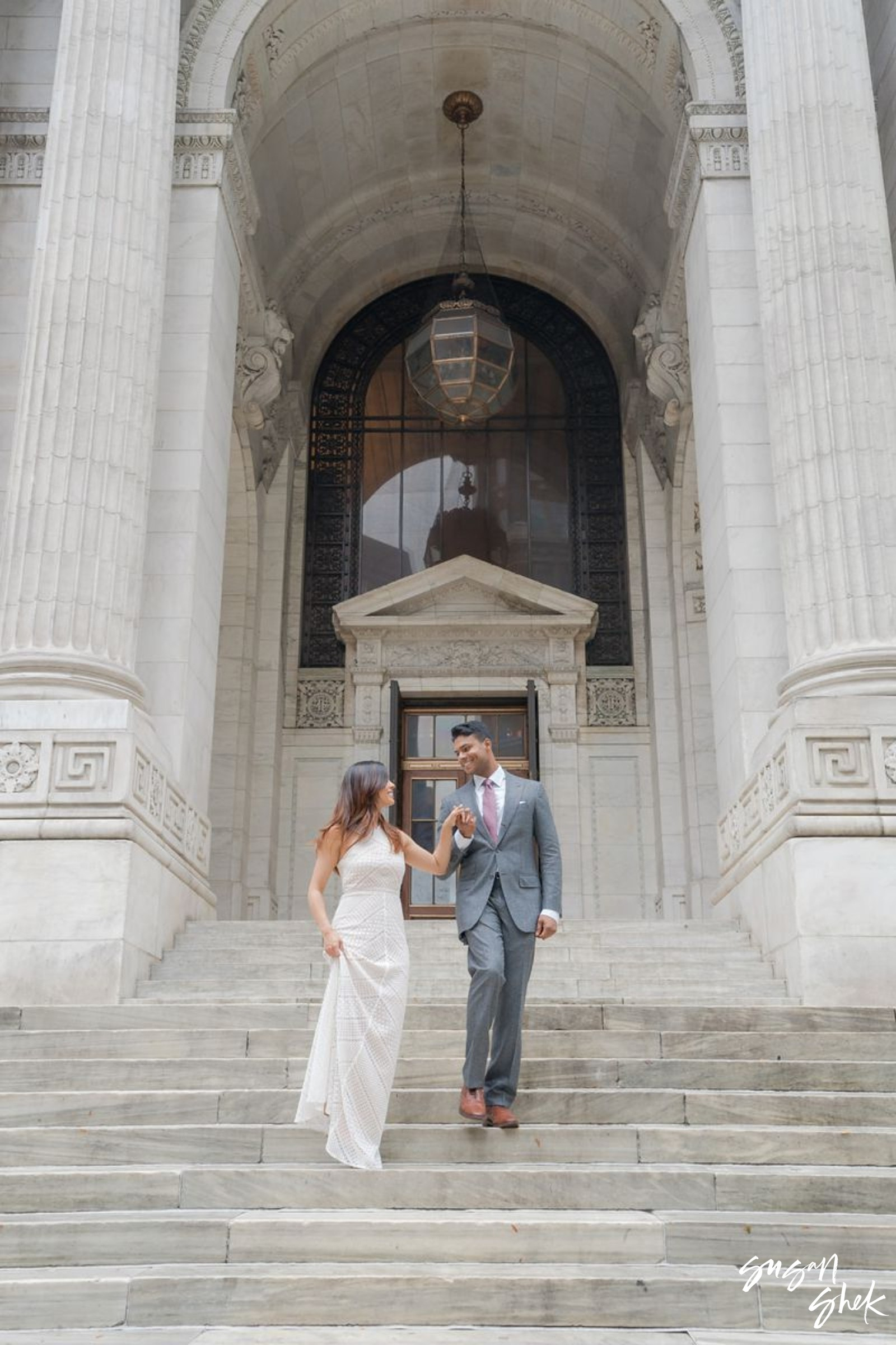 NY Public Library Engagement Shoot, NYC Engagement Photographer, Engagement Session, Engagement Photography, Engagement Photographer, NYC Wedding Photographer