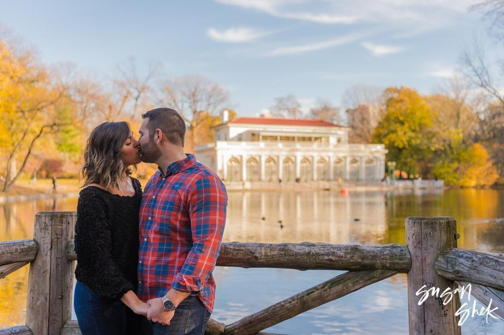 Prospect Park Boathouse Engagement Shoot, NYC Engagement Photographer, Engagement Session, Engagement Photography, Engagement Photographer, NYC Wedding Photographer