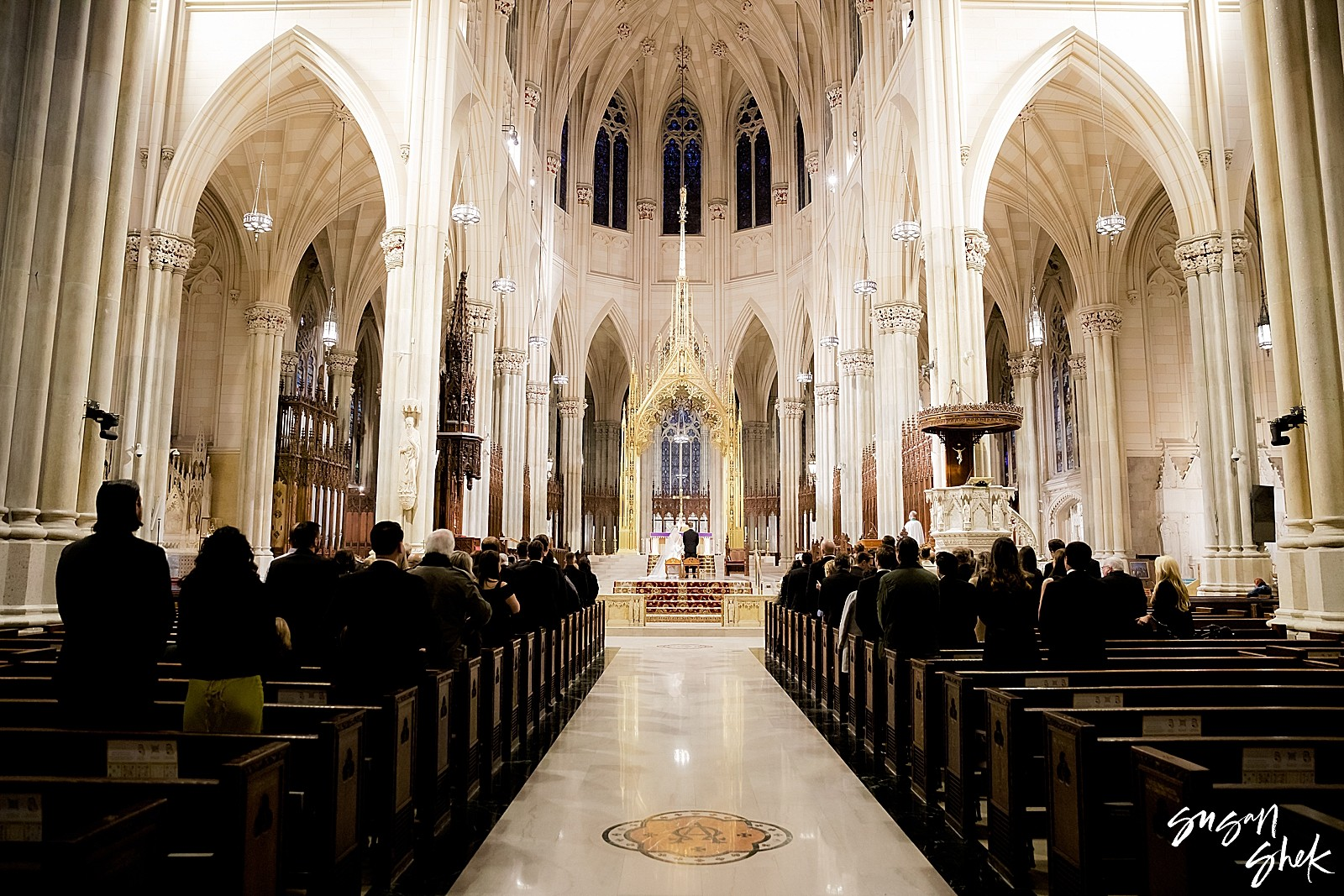 christian wedding traditions, catholic church, st patricks cathedral, wedding in new york city, nyc wedding photographer, wedding photographer, susan shek photography