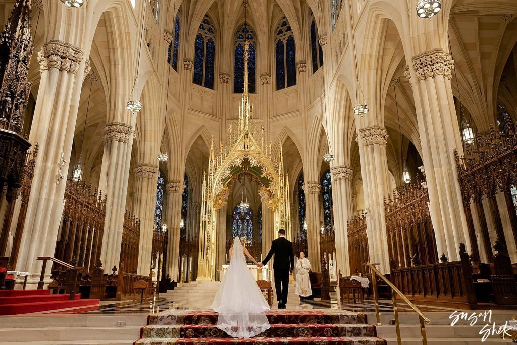 St Patricks Cathedral Wedding, St Patricks Cathedral, Wedding Photographer, NYC Wedding Photographer, Susan Shek Photography
