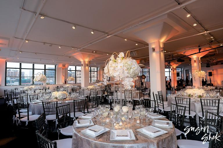 Modern Elegance Tribeca 360 Wedding