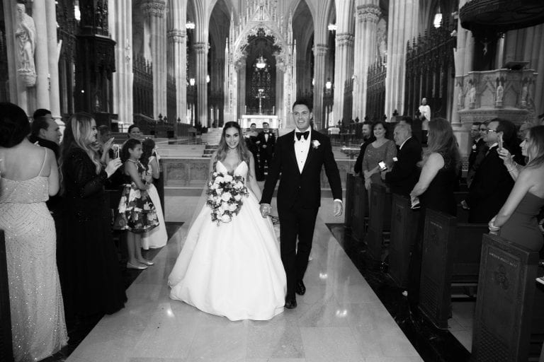 Why you should have a St Patricks Cathedral Wedding