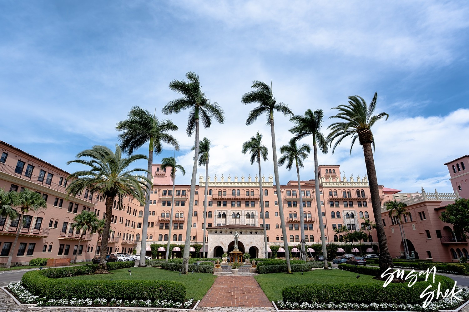 Boca Raton Resort Wedding