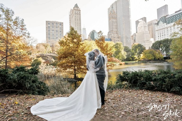 Best locations for a Central Park Wedding