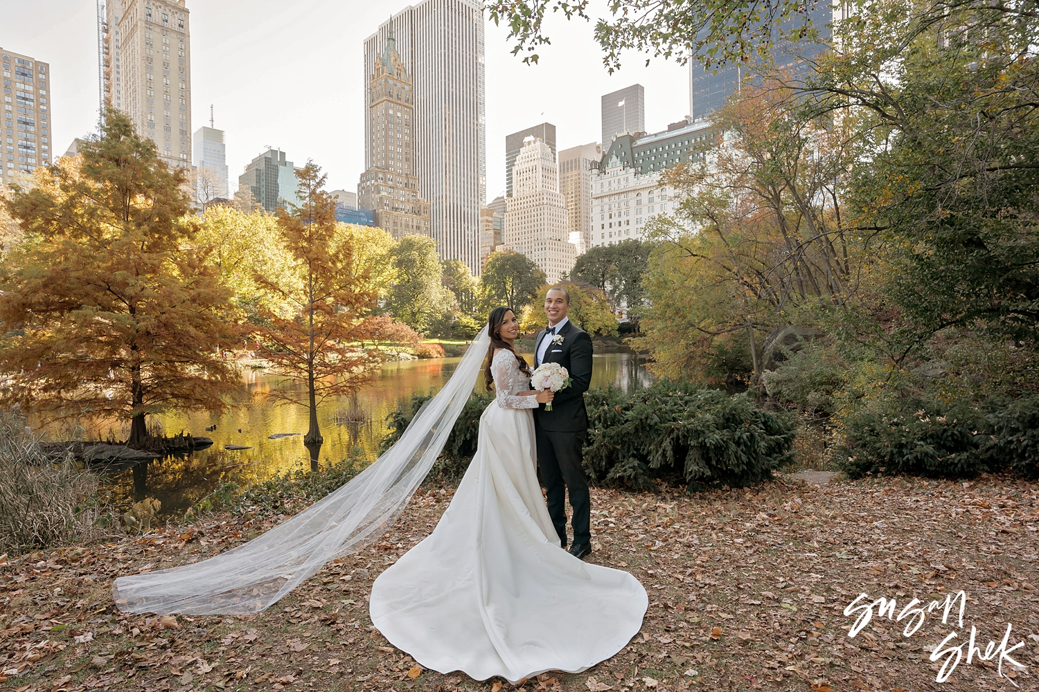 Best Spots for a Central Park Wedding