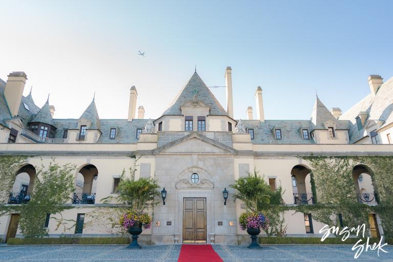 Dreamy Oheka Castle Wedding