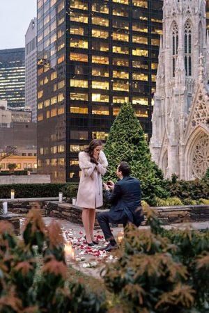 Jim + Maggie Surprise Proposal