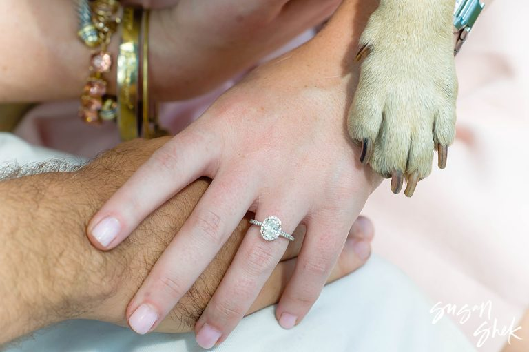 5 Reasons why you need to have engagement photos with your dog